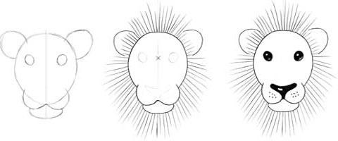 150 lezioni passo passo per imparare a disegnare a mano - Come disegnare un cartone animato di gufo ...