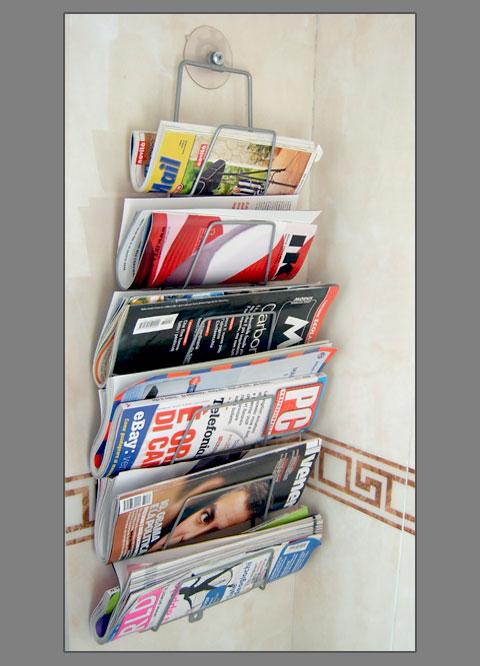 Porta coperchi no porta giornali casa riuso - Porta coperchi da muro ...